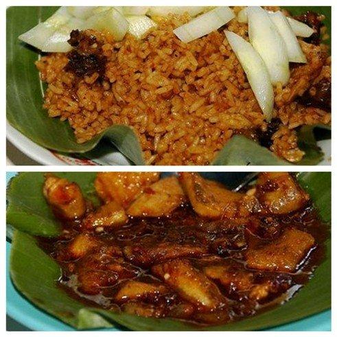 Description: Nasi Goreng Pak Taman