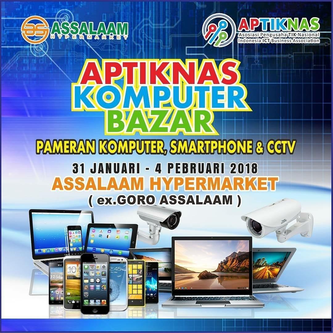 Event Aptiknas Komputer Bazar Di Solo