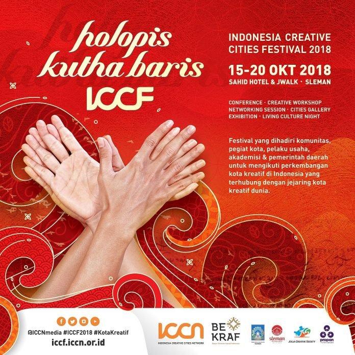 EVENT JOGJA - HOLOPIS KUTHA BARIS ICCF 2018