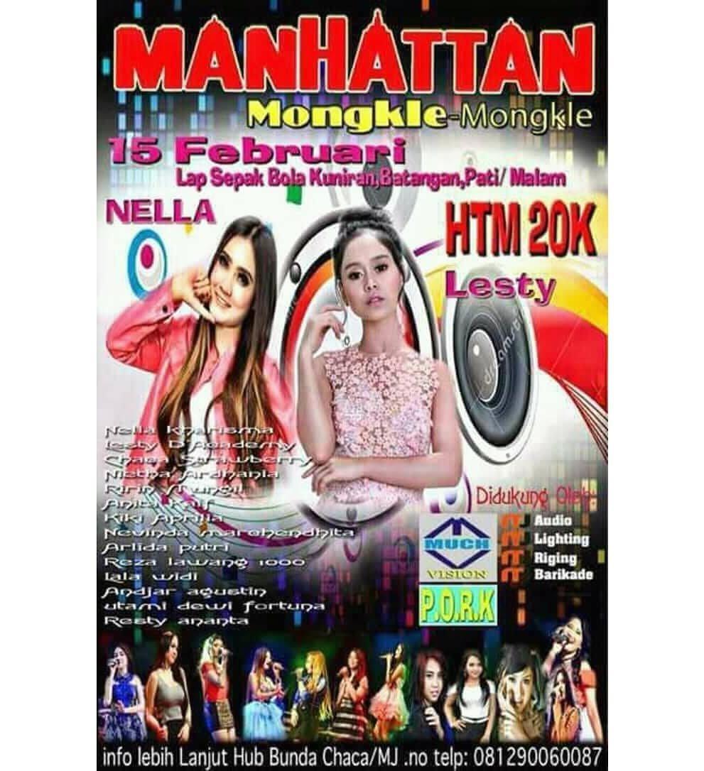EVENT PATI - MANHATTAN MONGKLE-MONGKLE