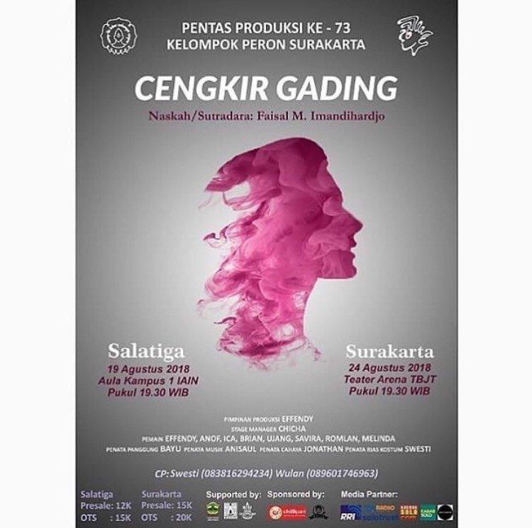 EVENT SALATIGA - CENGKIR GADING