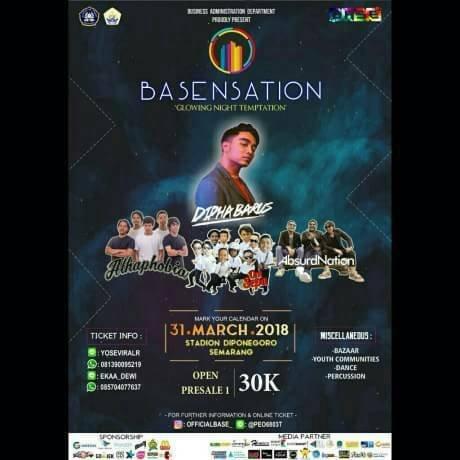 Event Semarang - Basensation