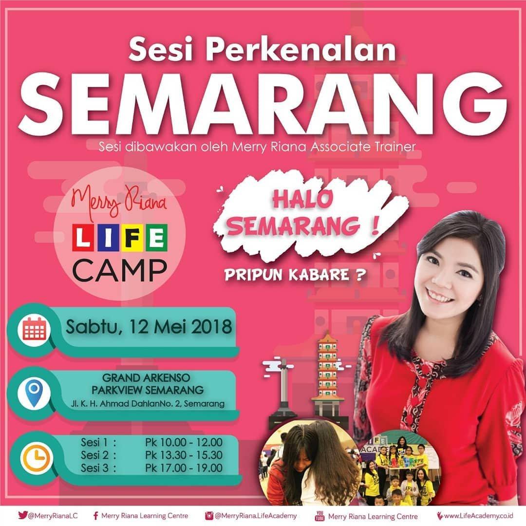 Event Semarang - Life Academy