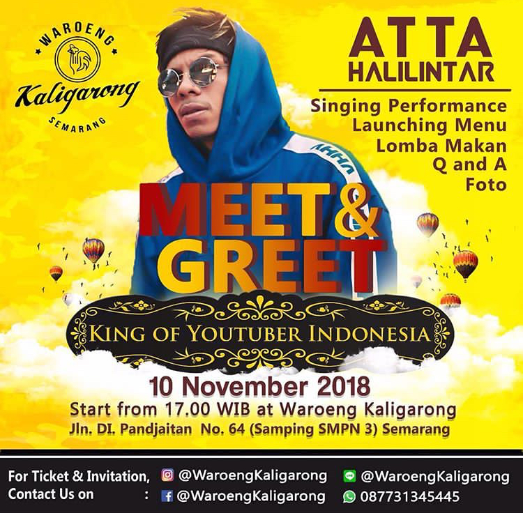 Event Semarang - Meet And Greet
