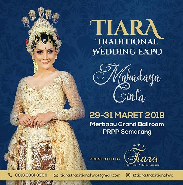 Event Semarang - Tiara Traditional Wedding Expo