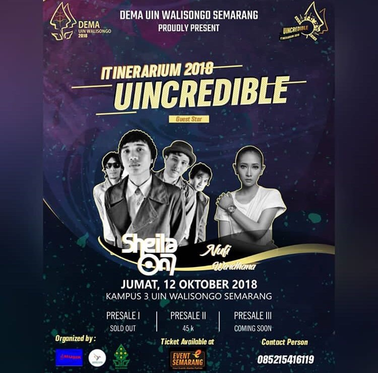 Event Semarang - Uincredible