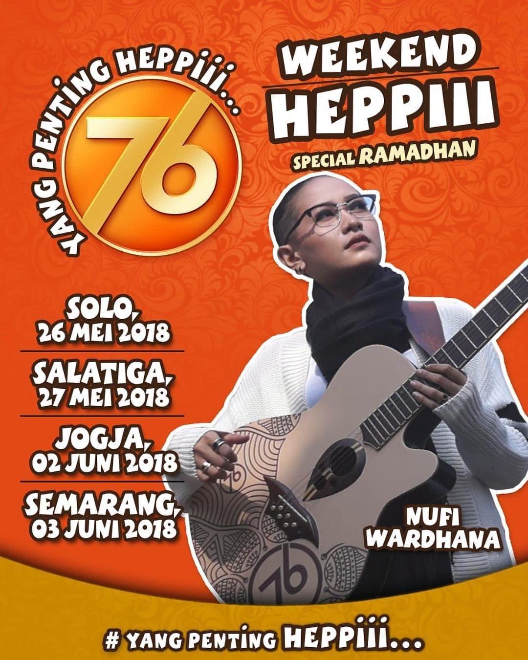 Event Semarang - Weekend Heppiii Spesial Ramadhan