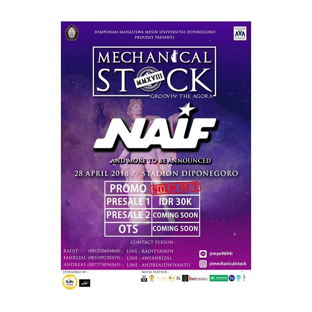 Event Semarang- Mechanical Stock 2018