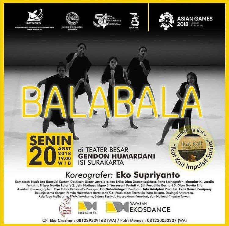 EVENT SOLO - BALA BALA