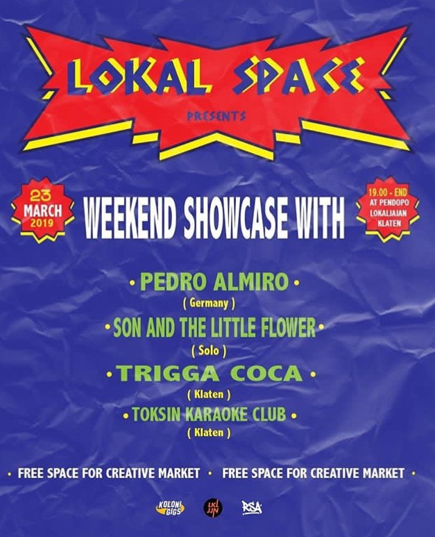 EVENT SOLO - LOKAL SPACE