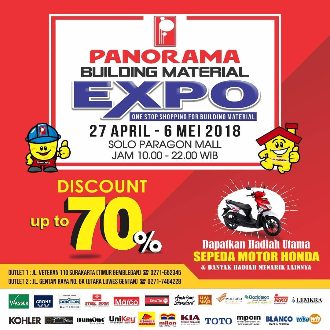 EVENT SOLO - PANORAMA BULDING EXPO