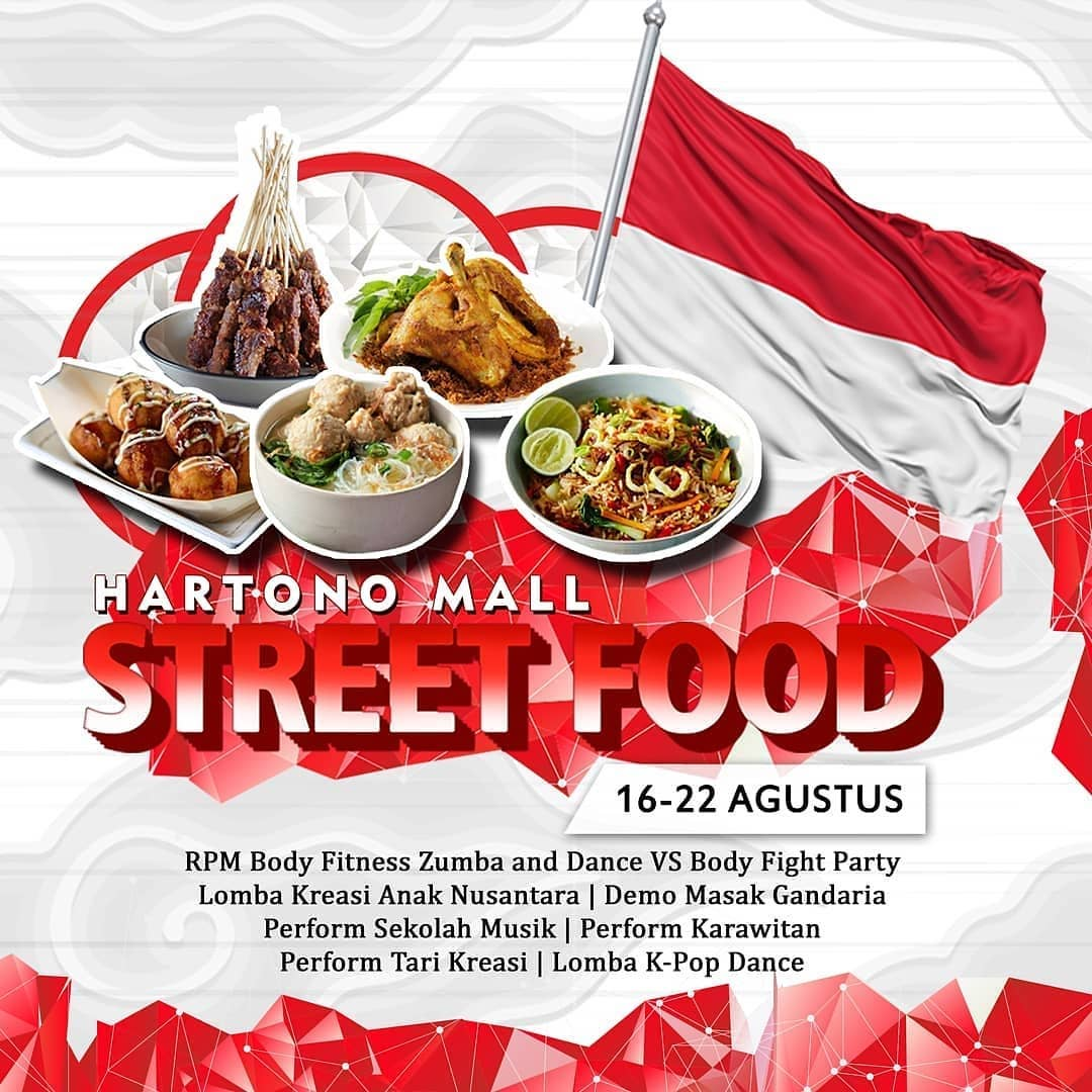 EVENT SOLO - STREET FOOD 2018