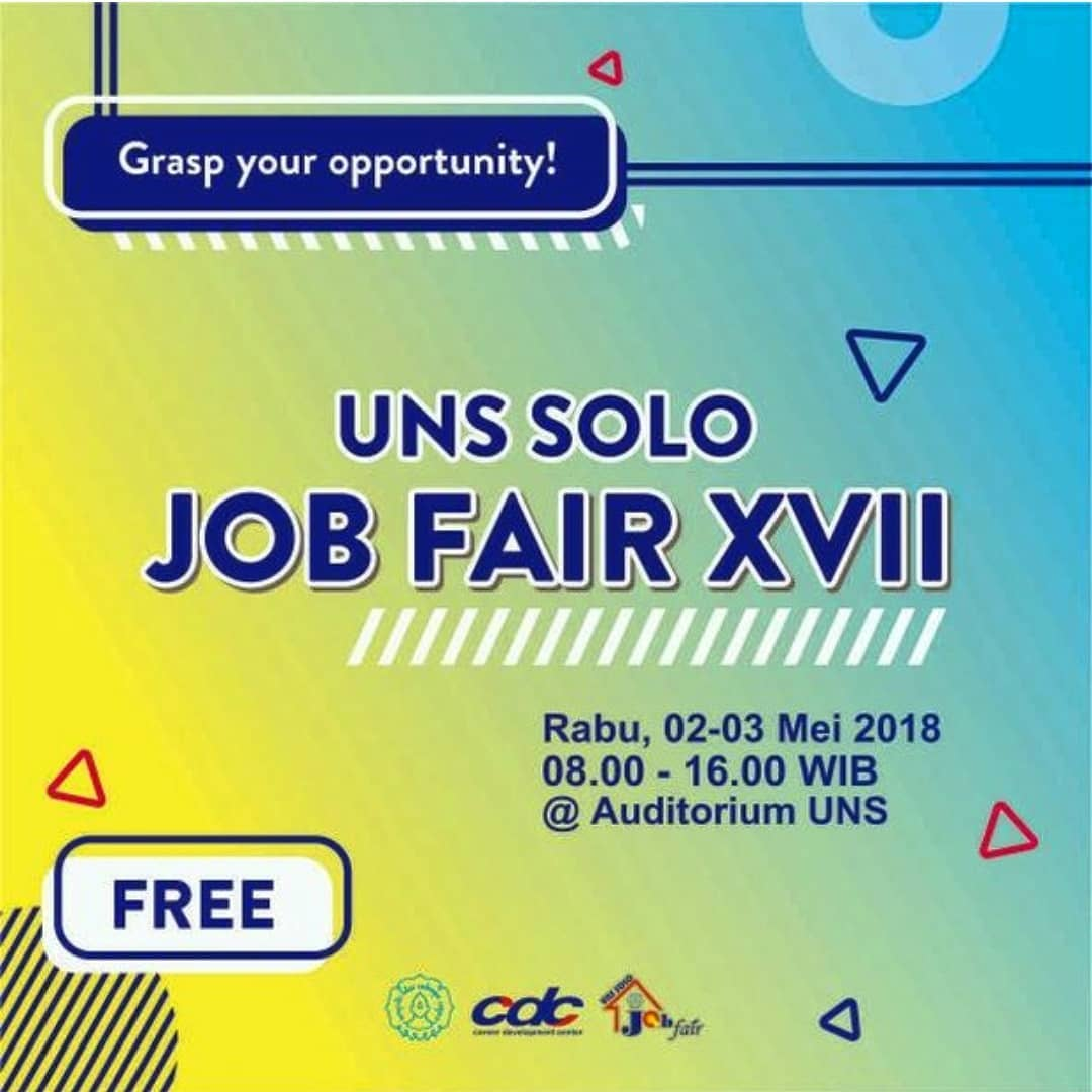 EVENT SOLO - UNS SOLO JOB FAIR XVII