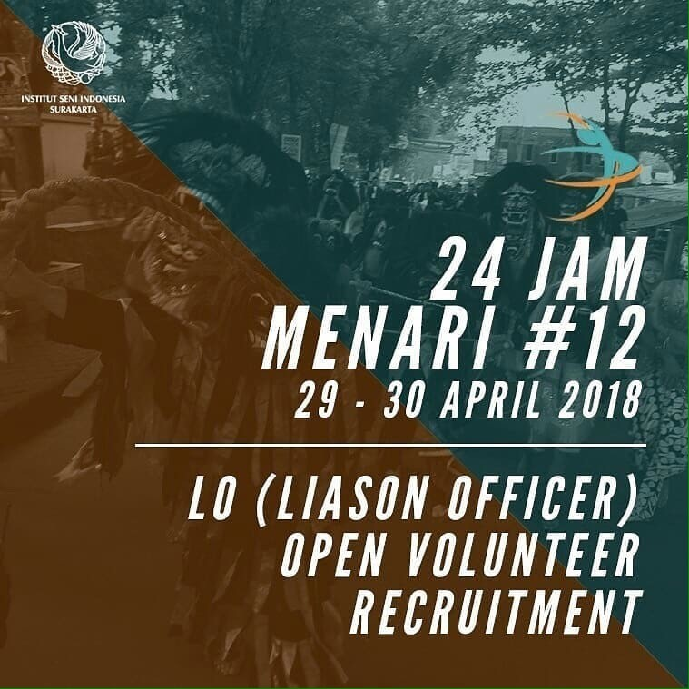 Event Surakarta - Lo (liason Officer) Open Volenteer Recruitmen
