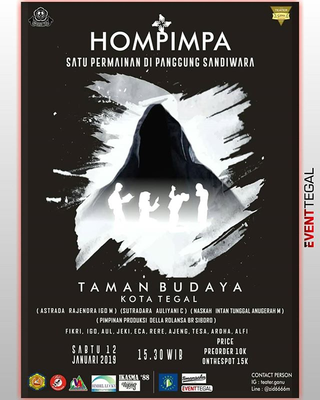EVENT TEGAL - HOMPIMPA