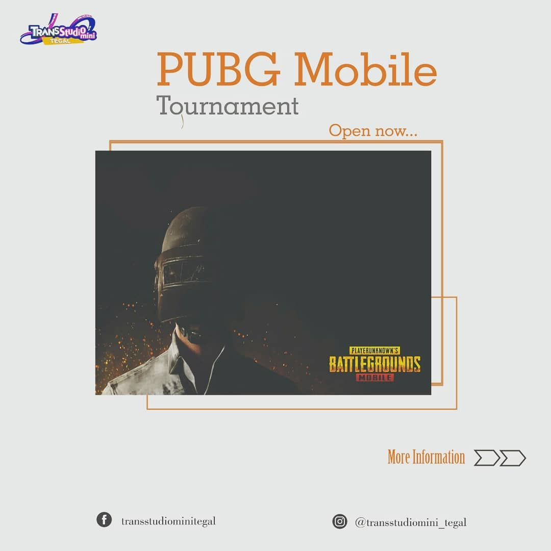 Event Tegal - Pubg Mobile Tournament