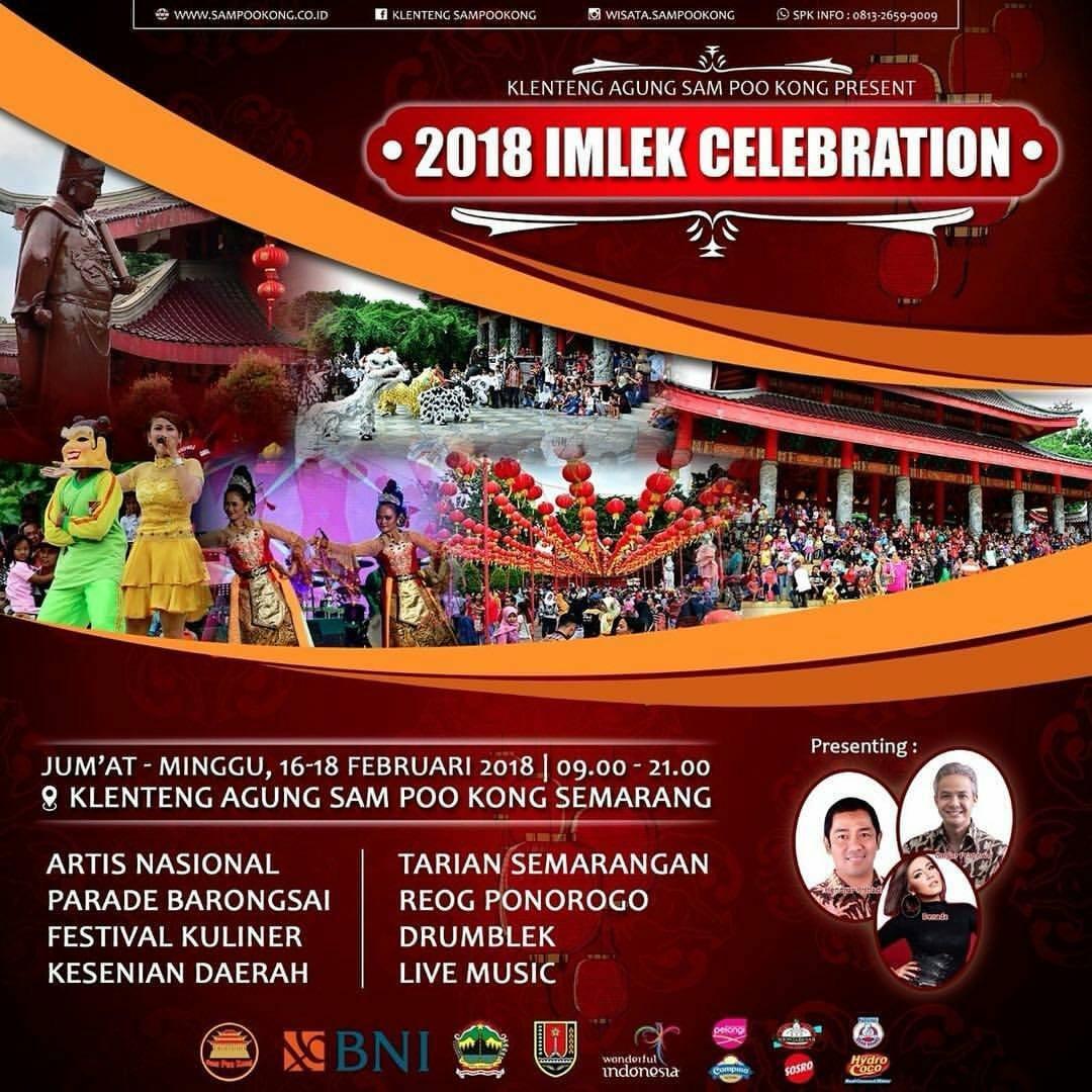 EVENT 2018 IMLEK CELEBRATION IN SEMARANG