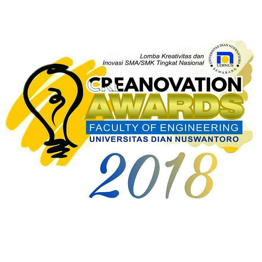 EVENT CREANOVATION AWARDS 2018 UDINUS SEMARANG