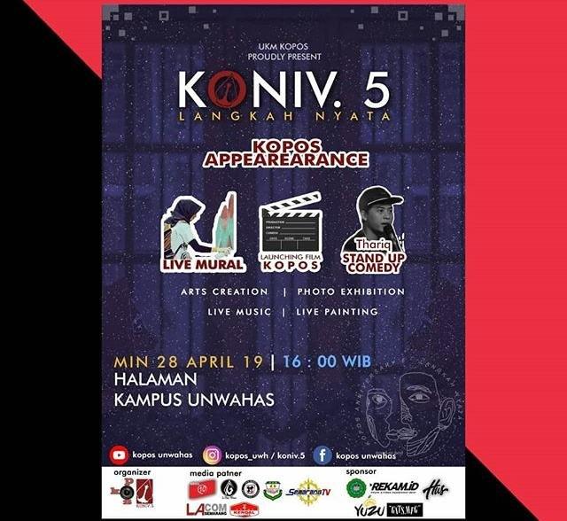 Event Kendal - Koniv.5