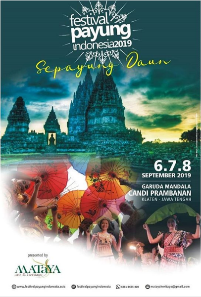 Event Klaten - Festival Payung Indonesia
