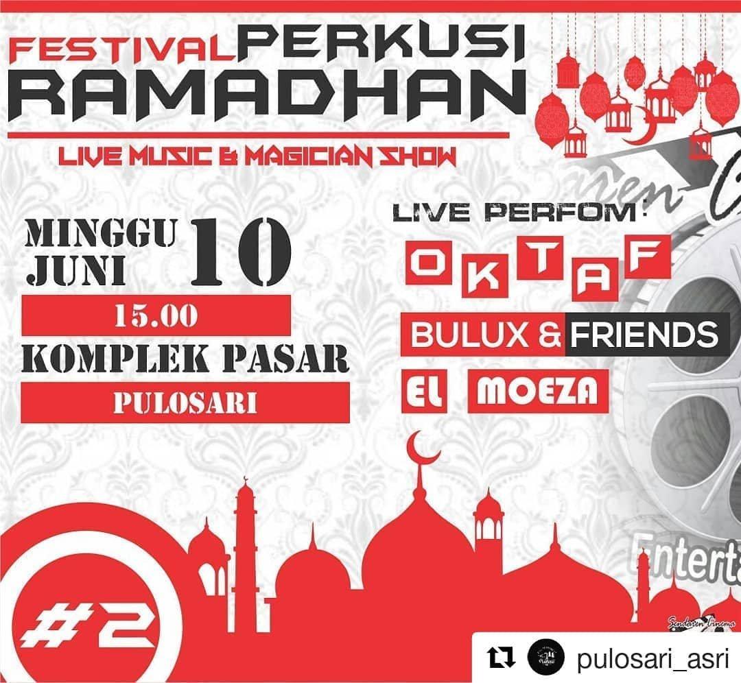 EVENT PEMALANG - FESTIVAL PERKUSI RAMADHAN