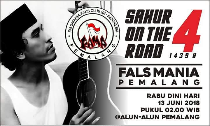 EVENT PEMALANG - SAHUR ON THE ROAD