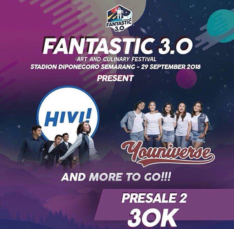 Event Semarang - Fantastic 3.0