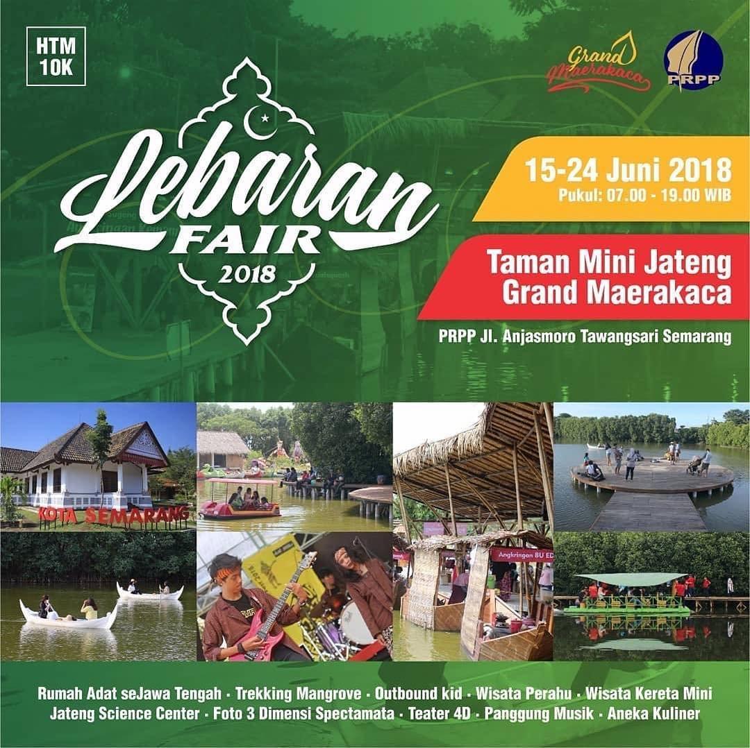 EVENT SEMARANG - LEBARAN FAIR 2018