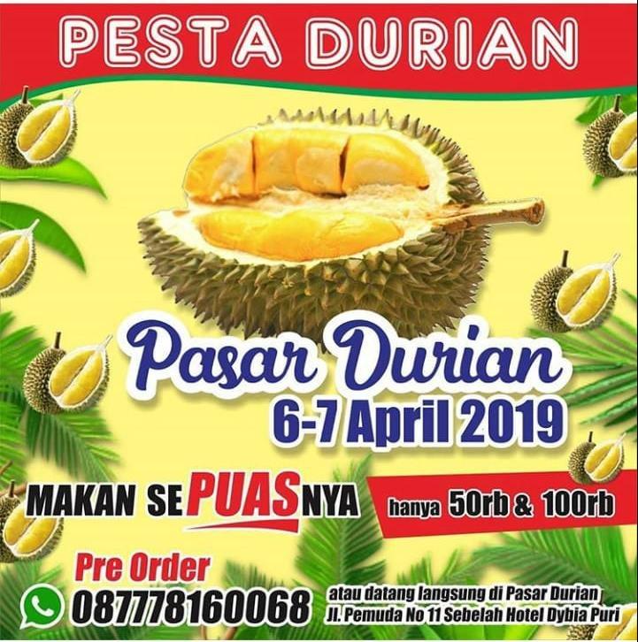 EVENT SEMARANG - PESTA DURIAN