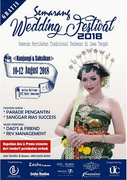 EVENT SEMARANG - WEDDING FESTIVAL