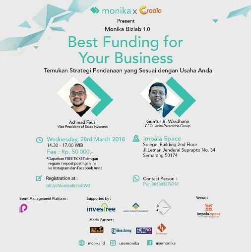 Event Semarang Monica Bizlab