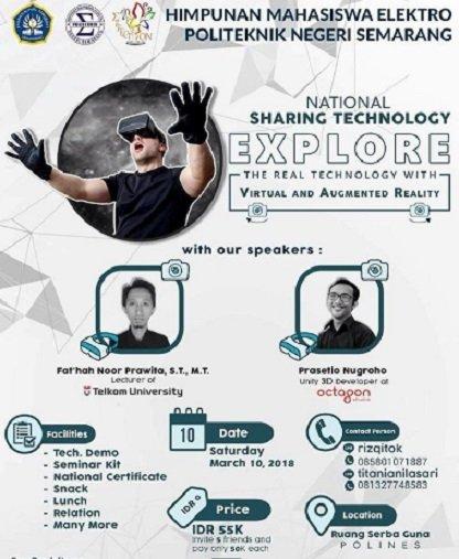 Event Semarang Seminar Teknologi Polines
