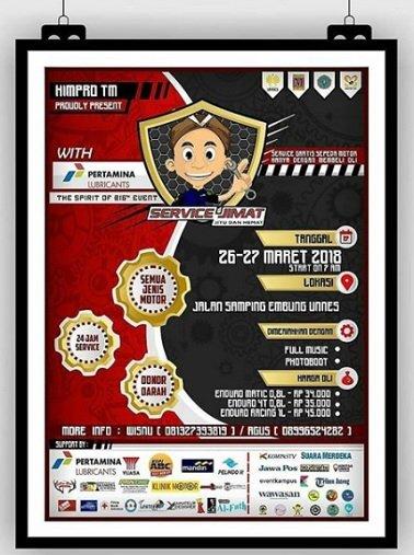 Event Semarang Service Jimat Unnes
