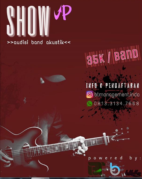 Event Show Akustik Band Compilation 2019