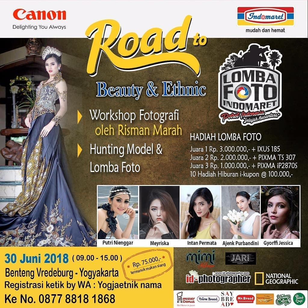 Event Solo - Beauty & Ethnic