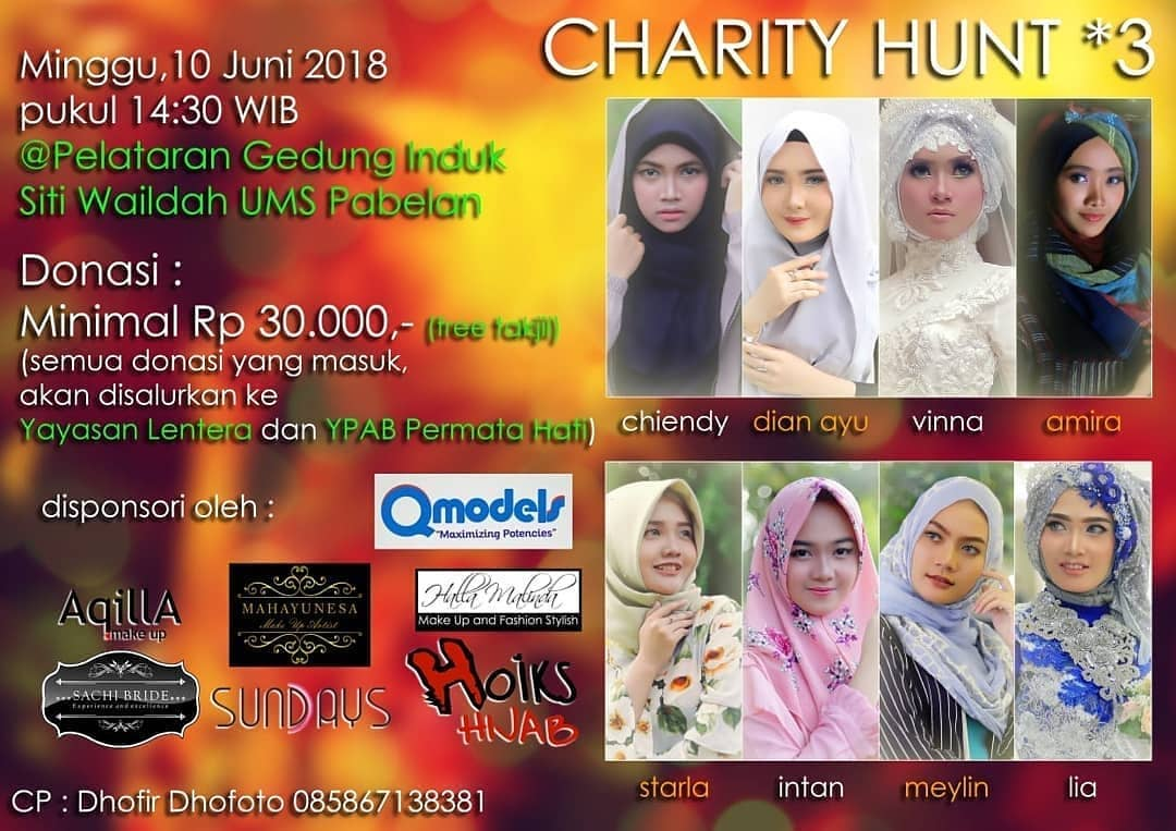 EVENT SOLO - CHARITY HUNT 3