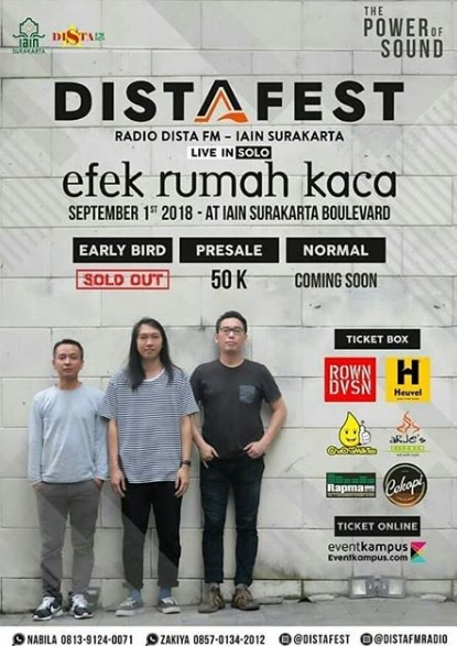 Event Solo - Distafest Ke 4