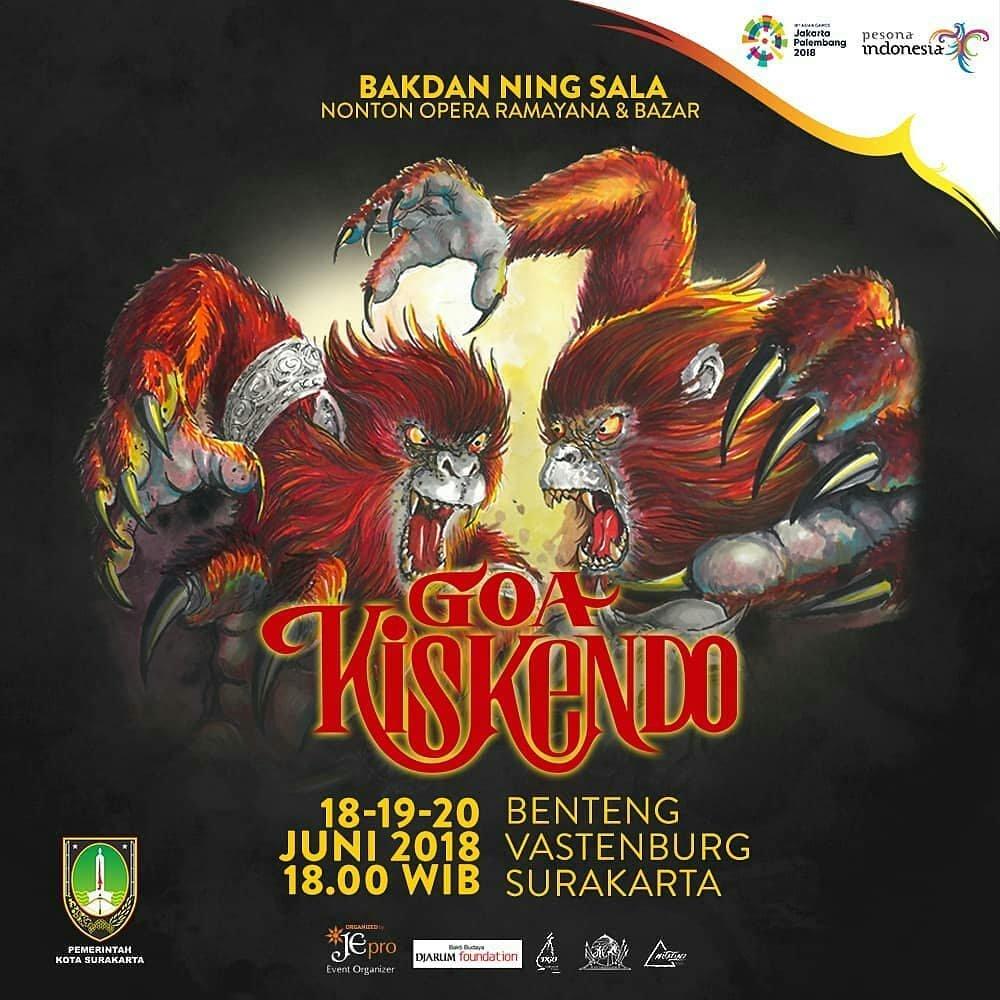 EVENT SOLO - GOA KISKENDO