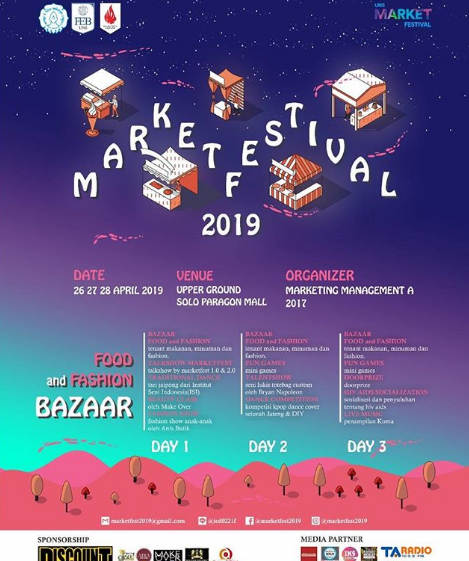 Event Solo - Mark Festival 2019