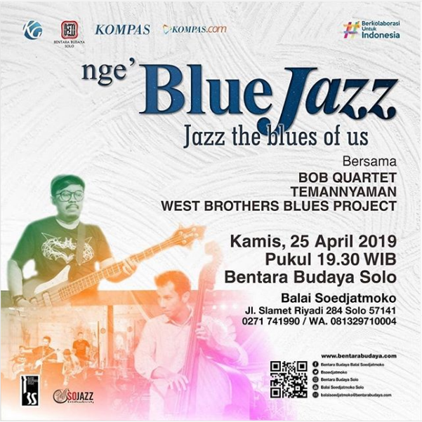 Event Solo - Nge'bluejazz