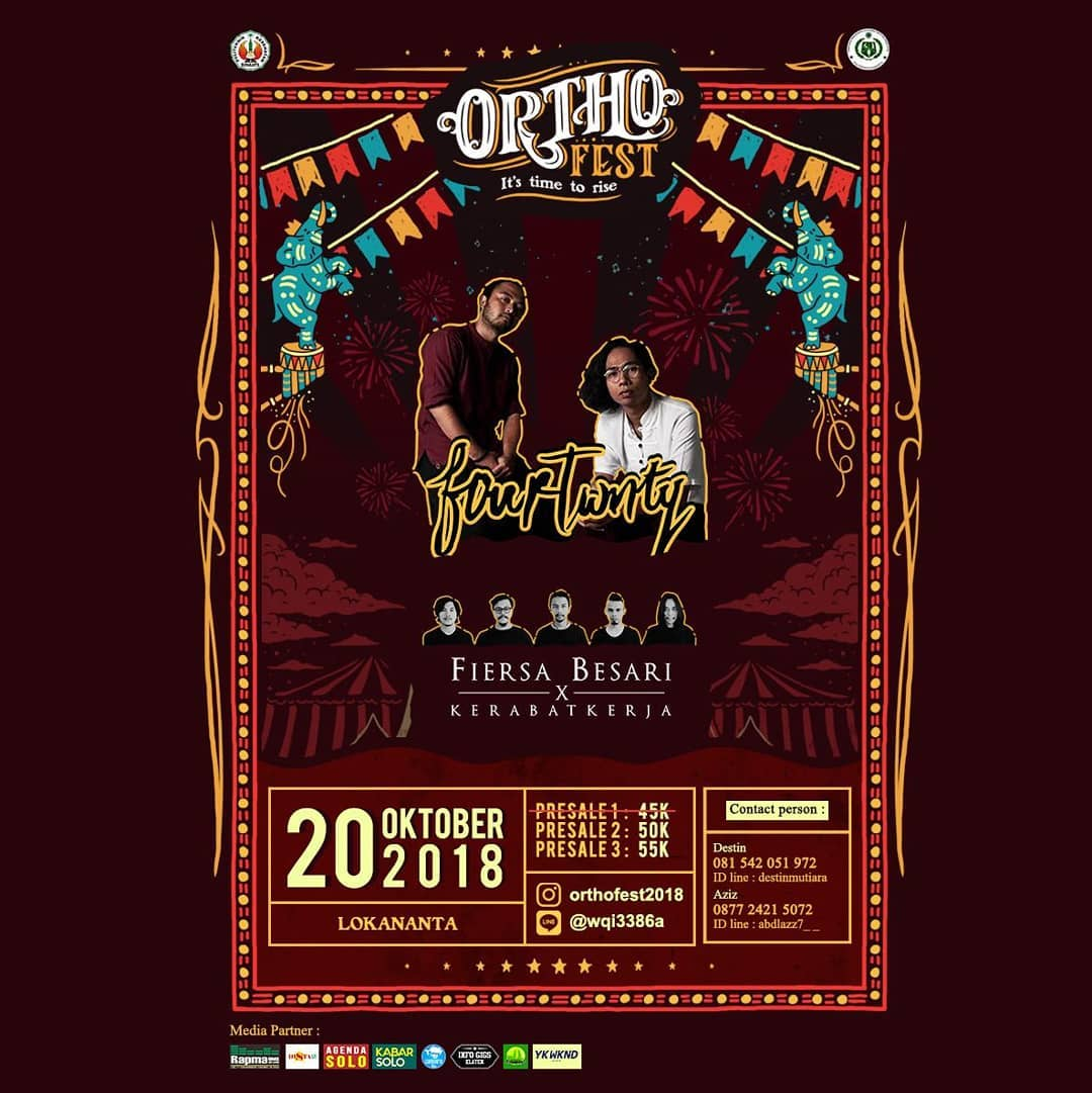 Event Solo - Orthofest 2018