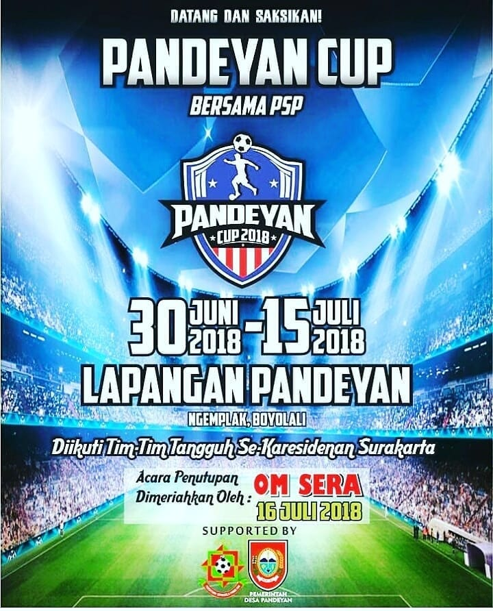 EVENT SOLO - PANDEYAN CUP 2018