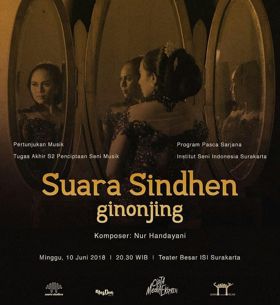 EVENT SOLO - SUARA SINDHEN GINONJING