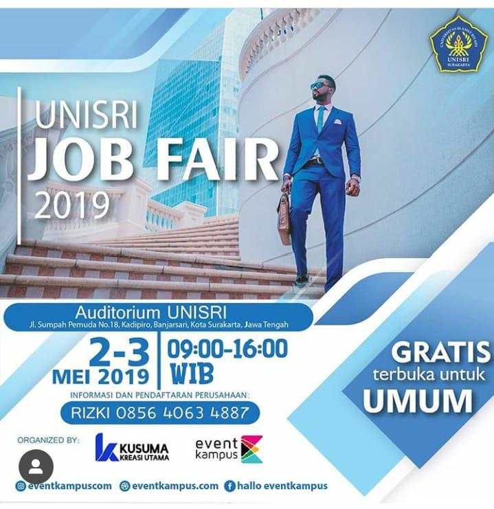 Event Surakarta - Job Fair