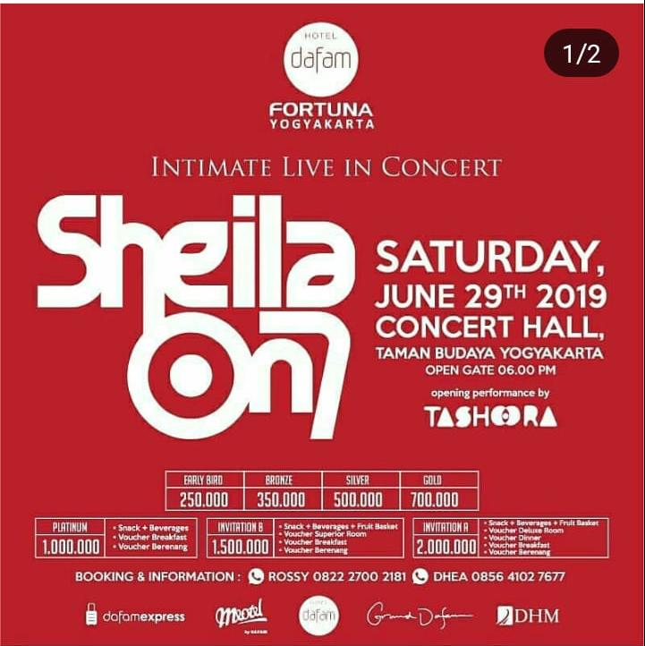 Event Yogyakarta - Estimate Live In Concert