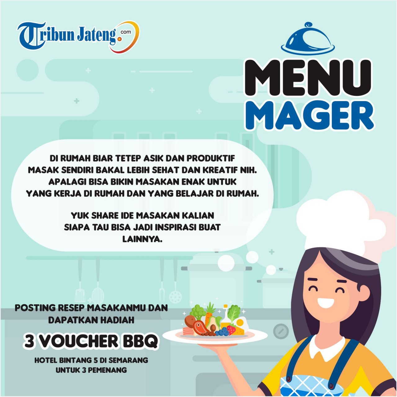 EVENTS SEMARANG : LOMA MENU MAGER