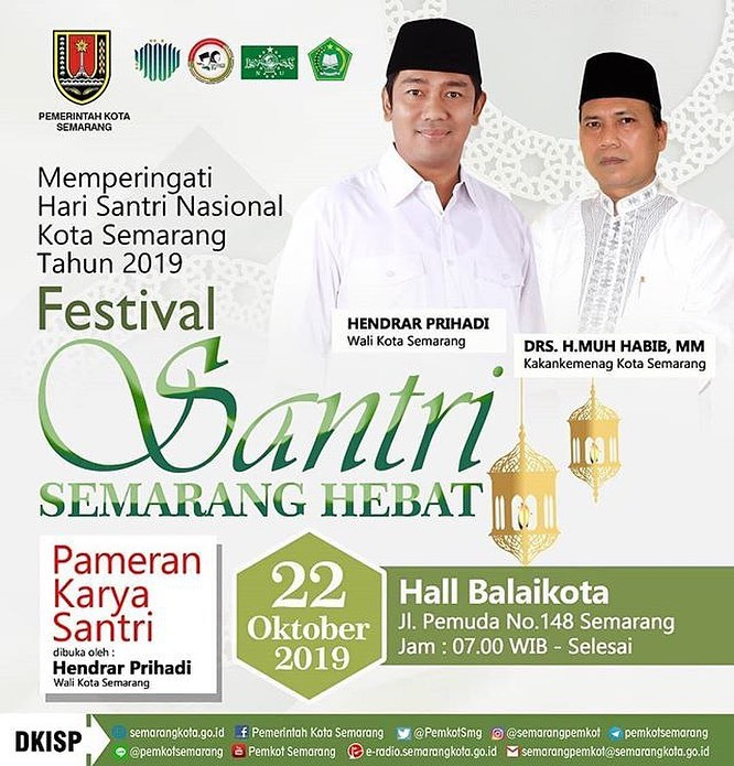 Festival Santri Semarang Hebat