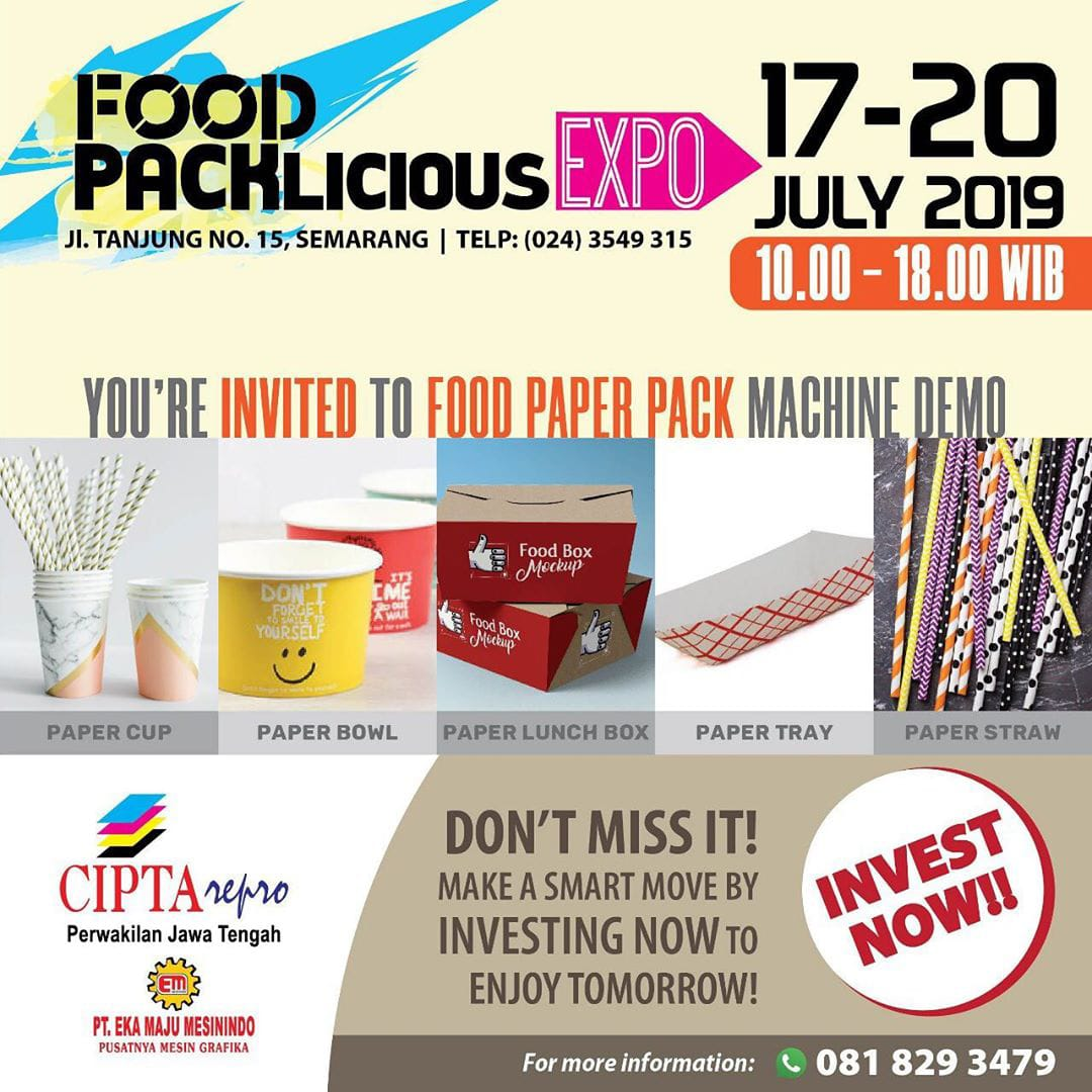 Foodpacklicious Expo