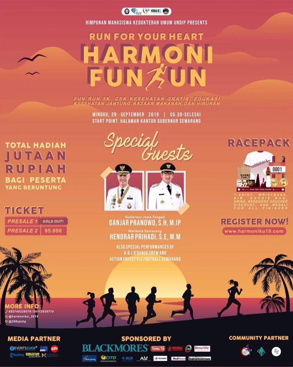 Harmoni Fun Run 2019