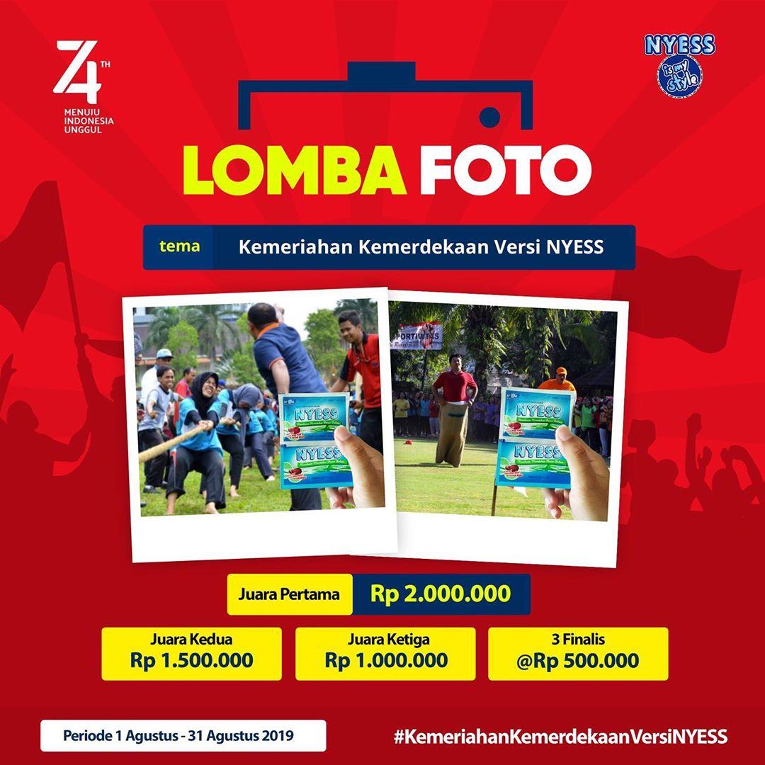 Jateng Live Event Lomba Foto Kemerdekaan Republik Indonesia